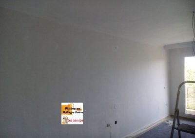 Pintura-en-vivienda-Marbella-alisado-lamparas-2