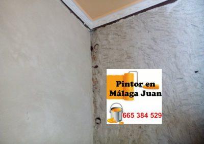 Alisados-paredes-Málaga Avda. La Paloma
