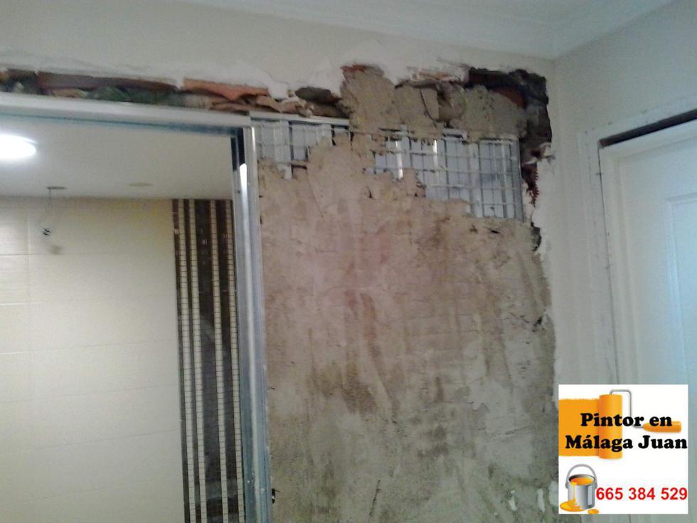 Como instalar una puerta cool cmo instalar una puerta - Como colocar puertas correderas ...