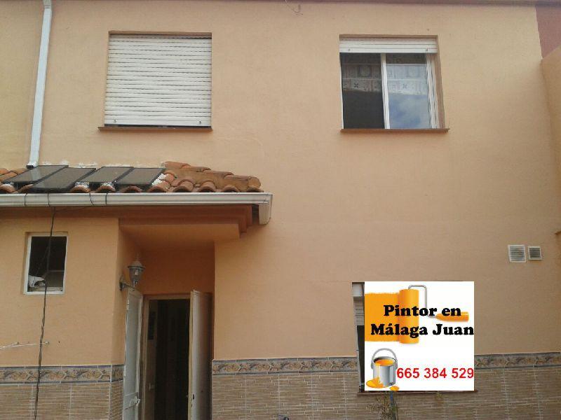 Pintura fachadas - Pintura fachada exterior ...