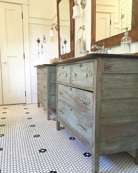 Ba os r sticos rustic bathrooms for Muebles rusticos malaga