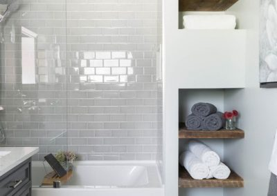 Decoración Baño - Metro- estilo Nórdico - Subway Tiles