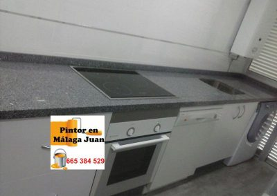 Reformas cocina mobiliario Navarro Ledesma Nº 175 Malaga -7