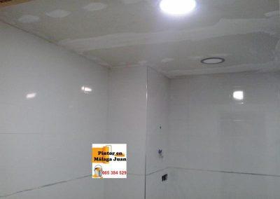 Reformas cocina techo pladur Navarro Ledesma Nº 175 Malaga -4