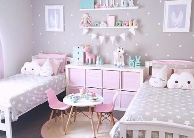 Dormitorios juveniles – Pintura