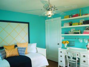 decoracion color habitacion niños