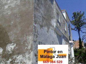 quitando-pintura-exterior-casa-pintor-malaga-juan